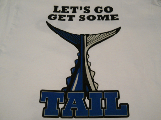 """Let's Go Get Some Tail"" Tee"